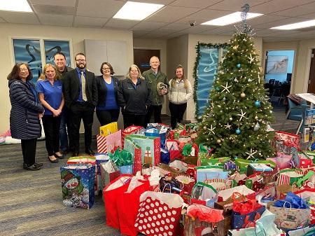 Gift Drive Atlantic City Rescue Mission