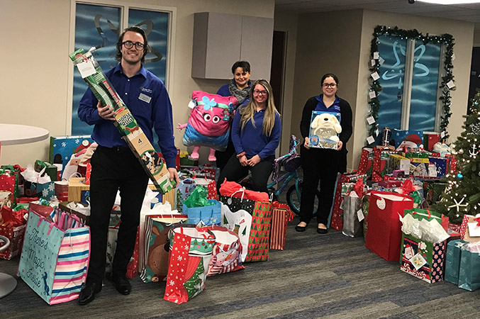 ACRM Gift Drive